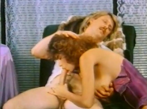 Barbara Alton, Christy Canyon, Carmel Nougat in classic xxx clip