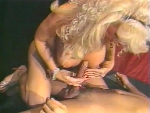 Barbara Alton, Christy Canyon, Carmel Nougat in vintage xxx movie