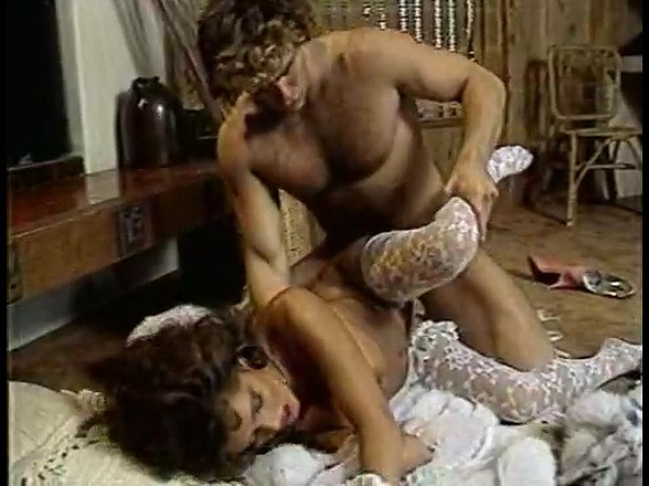 Janette Littledove, Buck Adams, Jerry Butler in classic sex video