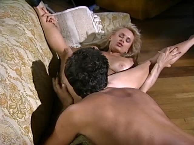 Charisma, Chaz Vincent, Elise in classic sex video
