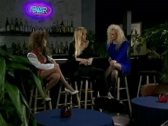 Alexis De Vell, Melanie Moore, Jonathan Morgan in vintage xxx site