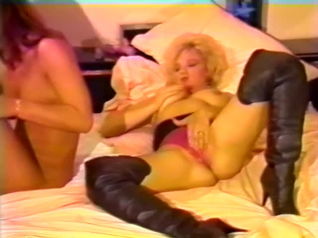 Aja, Renee Morgan, Suzie Bartlett in classic porn movie