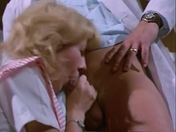 Amber Hunt, Chris Cassidy, Nancy Hoffman in vintage sex movie
