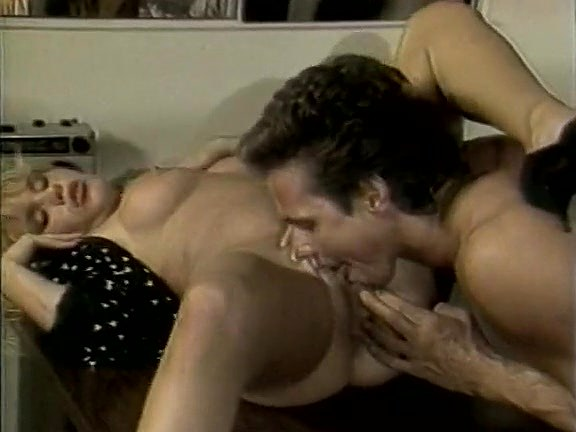 Gail Force, Nina Hartley, Sade in classic xxx video
