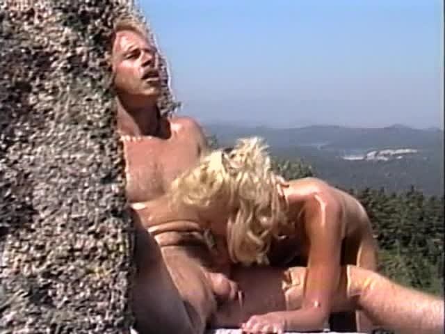 Alexa Parks, Brandy Alexandre, Gail Force in vintage sex movie