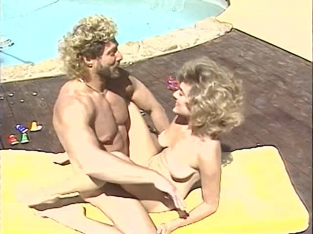 Couple having sex in the park