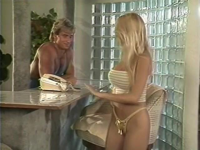 Bionca, Jade East, Kascha in classic sex video
