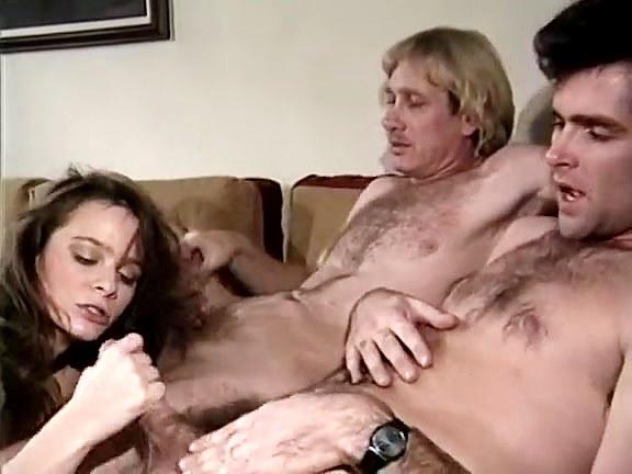 Fallon, Jesse Adams, Jon Dough in sexy fallen angel starring in old classic porn
