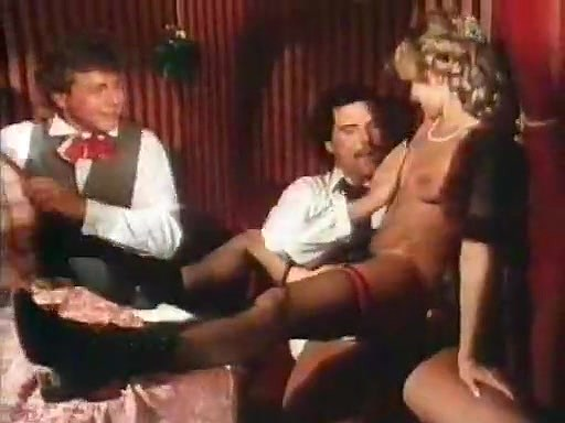 Andrea Werdien, Melitta Berger, Hans-Peter Kremser in classic sex scene