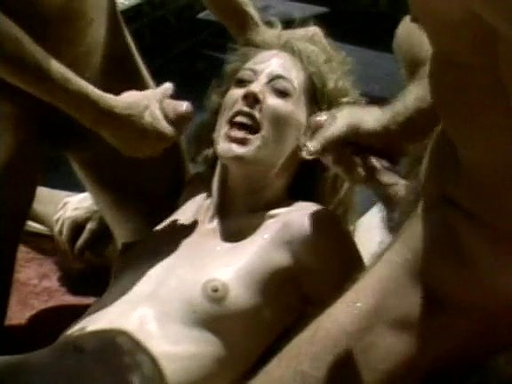 Kristara Barrington, Erica Boyer, Kevin James in vintage fuck clip