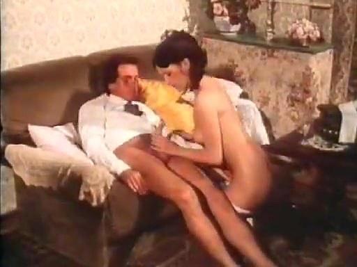 Andrea Werdien, Melitta Berger, Hans-Peter Kremser in vintage sex clip