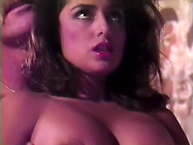 Amber Lynn, Angel Kelly, Tamara Longley in vintage porn video