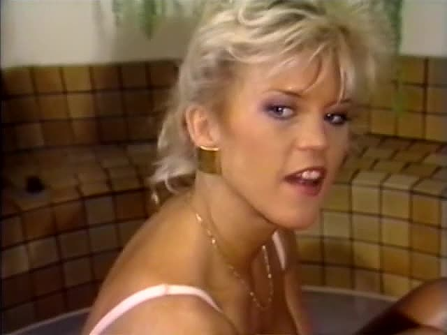 Amber Lynn, Aurora, Tracey Adams in vintage sex video