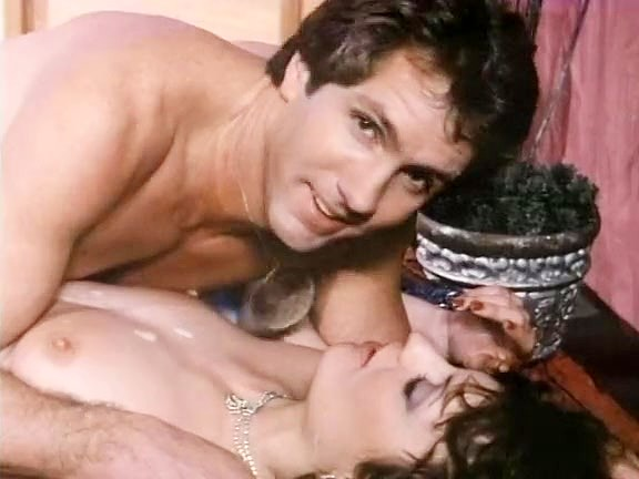 Kelly Nichols, Eric Edwards in sexy retro porn video from the eighties