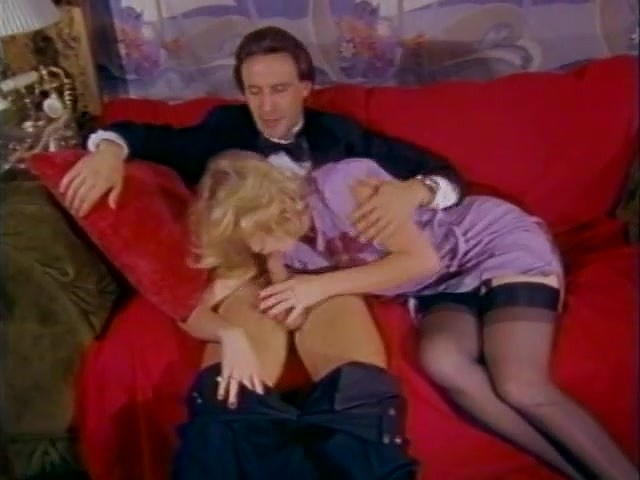 Dan T. Mann, Jesse Adams in vintage sex video