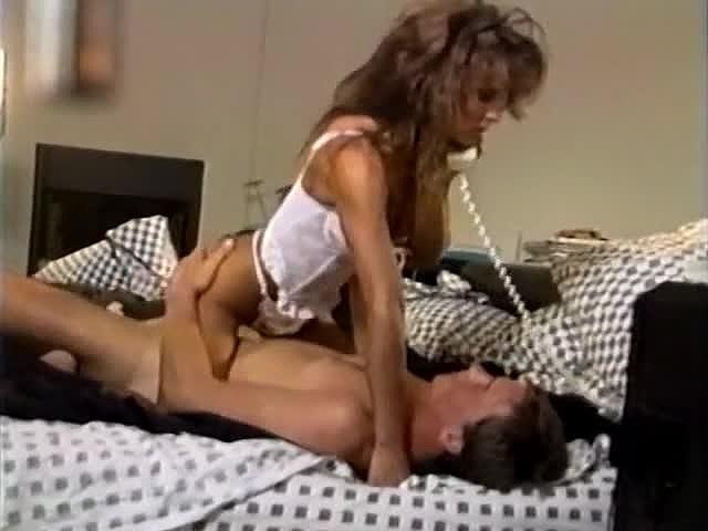 Victoria Paris, Aja, Tiara in classic porn scene