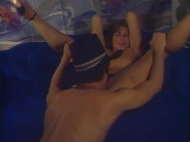 Don Fernando, Jesse Adams in classic porn clip