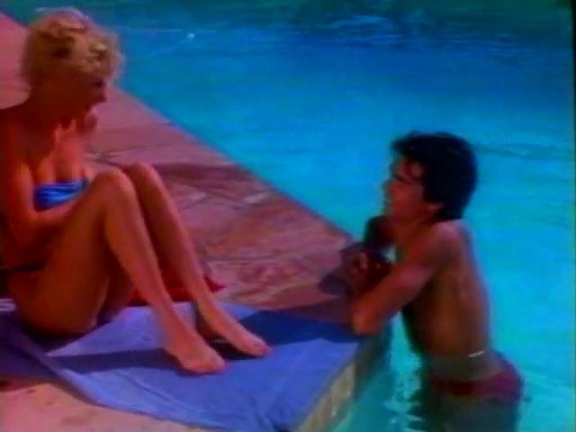 Kathy Harcourt, Don Fernando, Jesse Adams in vintage sex movie