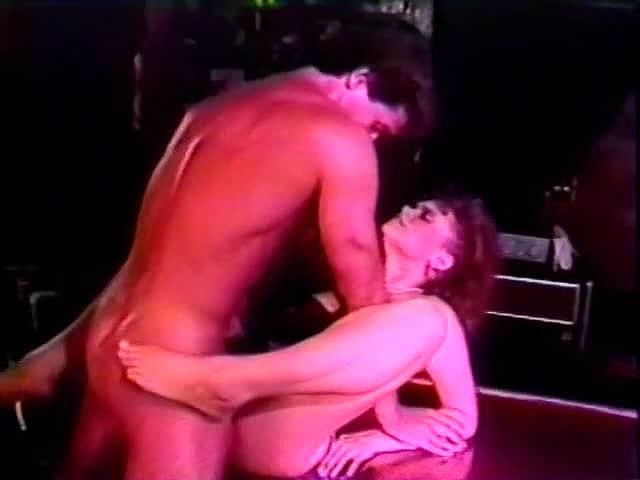 Bridgette Monet, Porsche Lynn, Rikki Blake in vintage porn clip