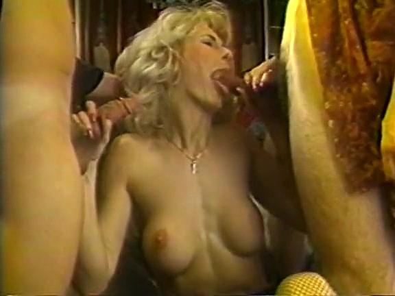 Linda Wong, Richard Pacheco, Lili Marlene in vintage fuck clip