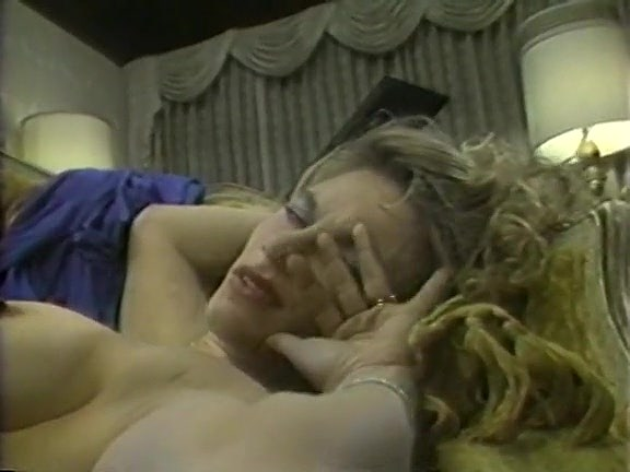 Linda Wong, Richard Pacheco, Lili Marlene in vintage fuck movie
