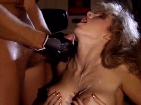Victoria Paris, Scott Irish in vintage sex in the car with beautiful curvy girl