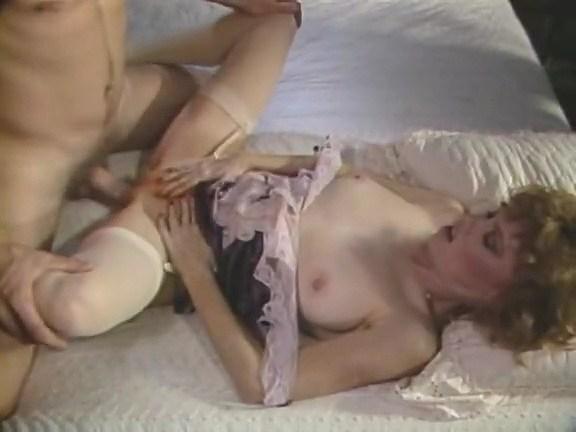 Colleen Brennan, Karen Summer, Jerry Butler in classic porn movie