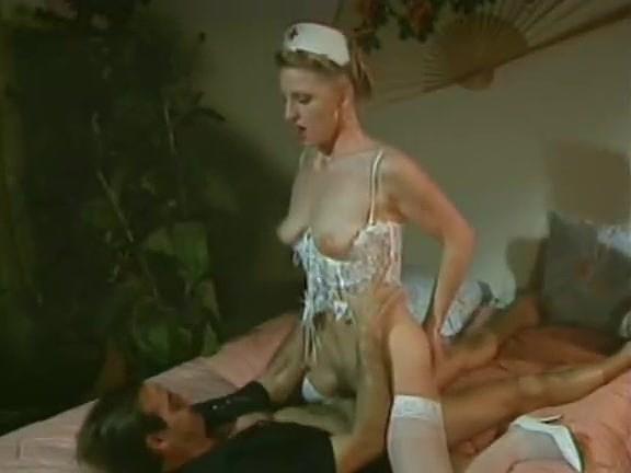 Sarah Jane Hamilton, Mike Horner, Sandra Margot in vintage fuck movie