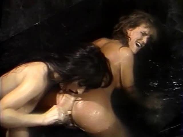 Aja, Candie Evans, Erica Boyer in vintage xxx clip